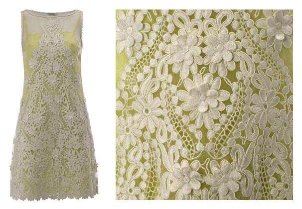 Hobbs - Invitation Rococo Dress